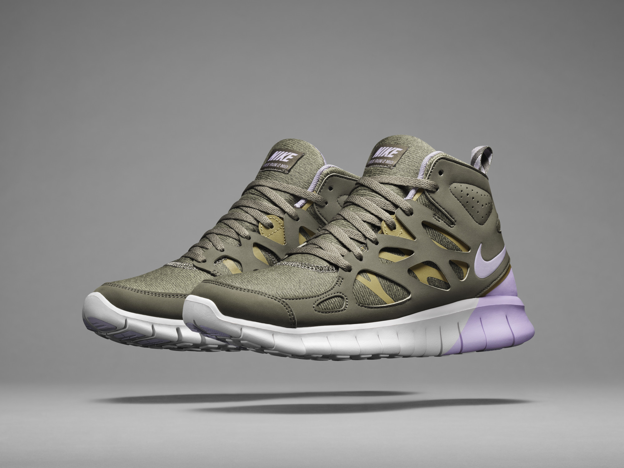 Boot Meets Runner with the Nike Free Run 2 Sneakerboot
