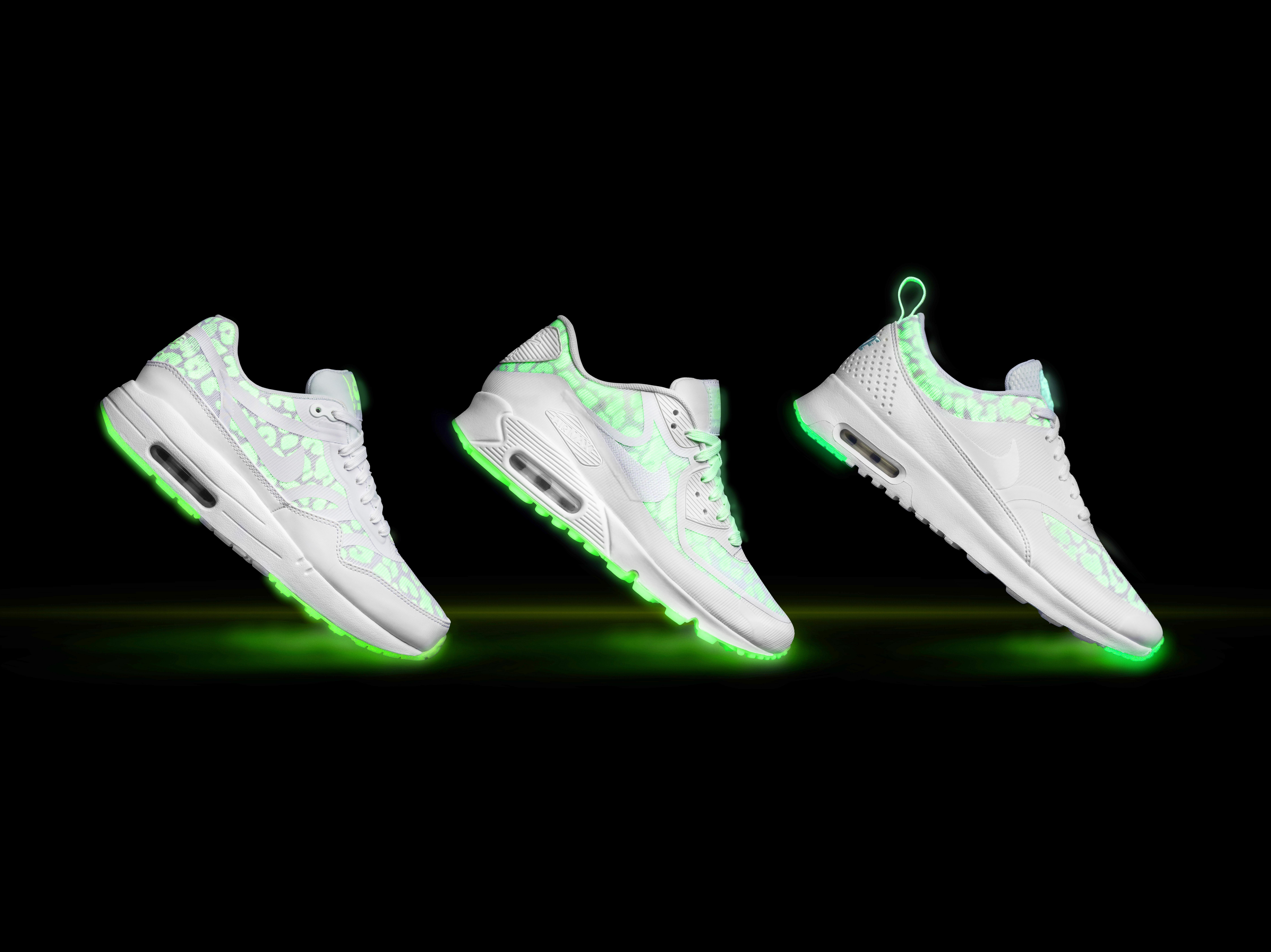 Controversia conformidad Derechos de autor  Nike Air Max Glow Collection | Public Relations (PR) Zürich, Schweiz