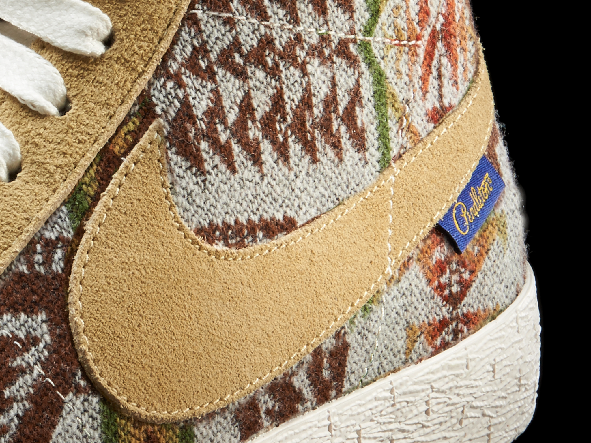 best website 9895f d3f37 Made To Order  NIKEiD x Pendleton Collection   Public Relations (PR ...